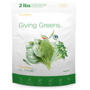 Slenderiiz Giving Greens Ariix