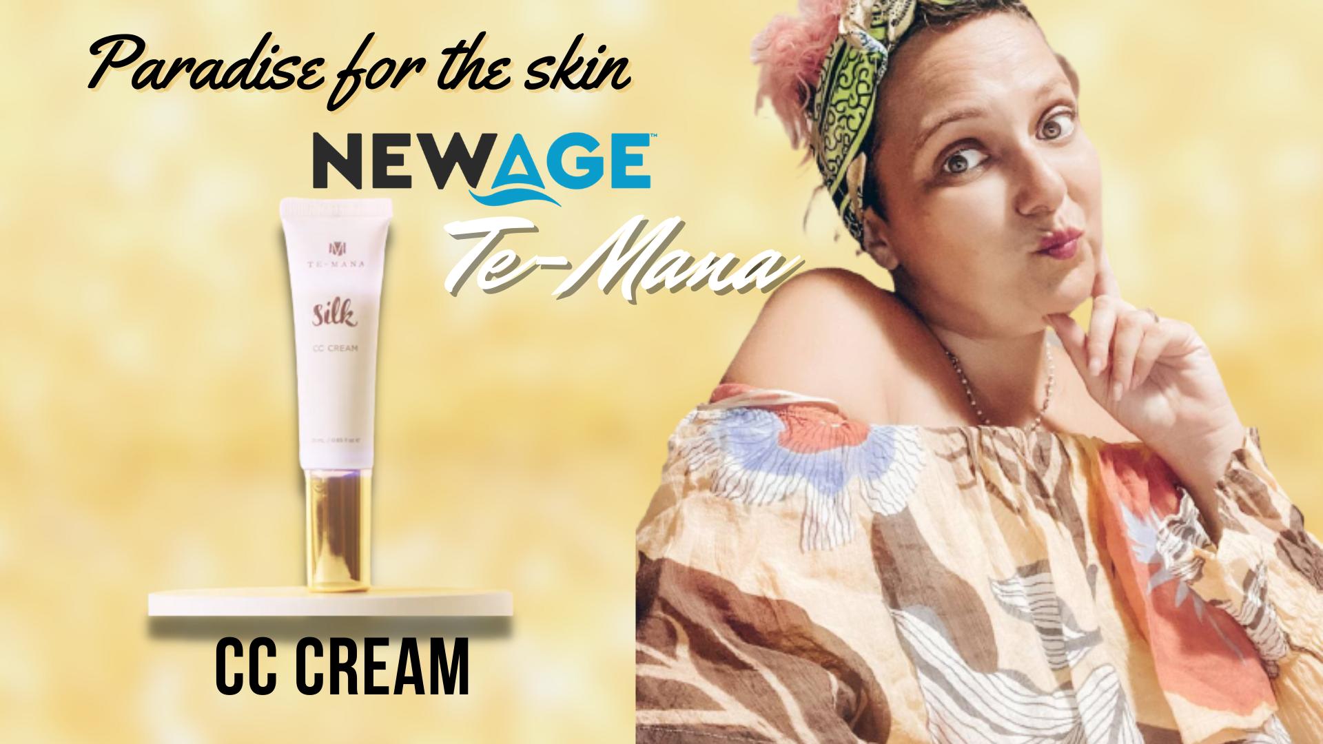 Read more about the article CC CREAM NewAge Unione Perfetta Tra Skincare e Make-up