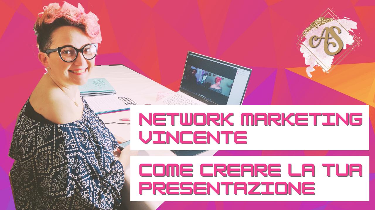 Read more about the article Come Creare Una Presentazione Di Network Marketing Vincente